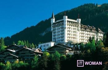 Отдохните в сказочном дворце в Альпах!