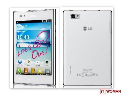 LG Optimus Vu � ����� ����������� ������� :)