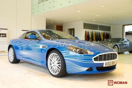Aston Martin построил суперкар по проекту фанатов из Facebook