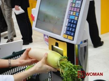 Сканер Toshiba распознает все фрукты и овощи без штрихкода