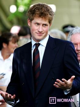 Какую девушку ищет Принц Гарри?