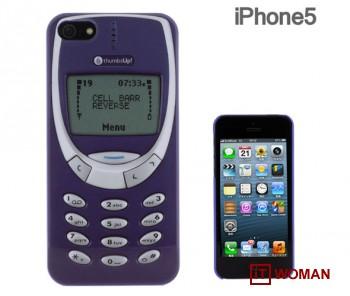 Новый iPhone 5 или ностальгия по Nokia 3310?