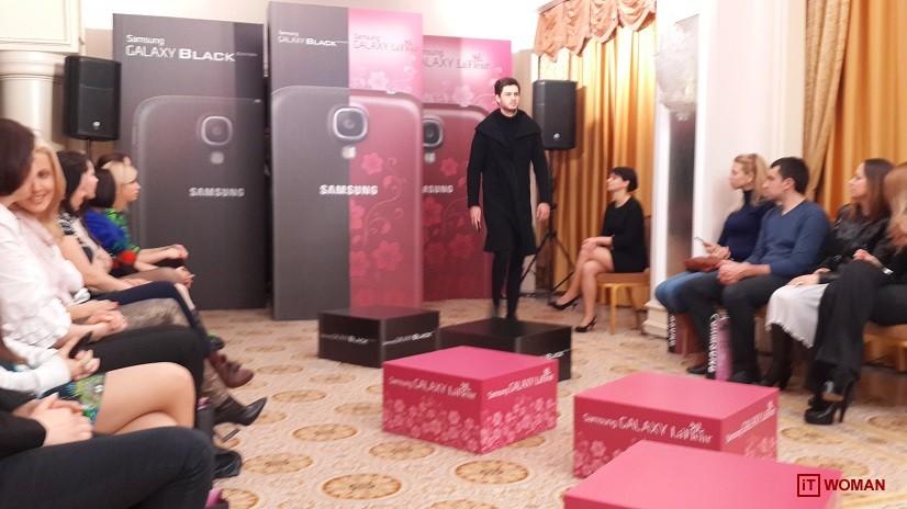 Высокие технологии от кутюр: компания Samsung представила модные смартфоны
