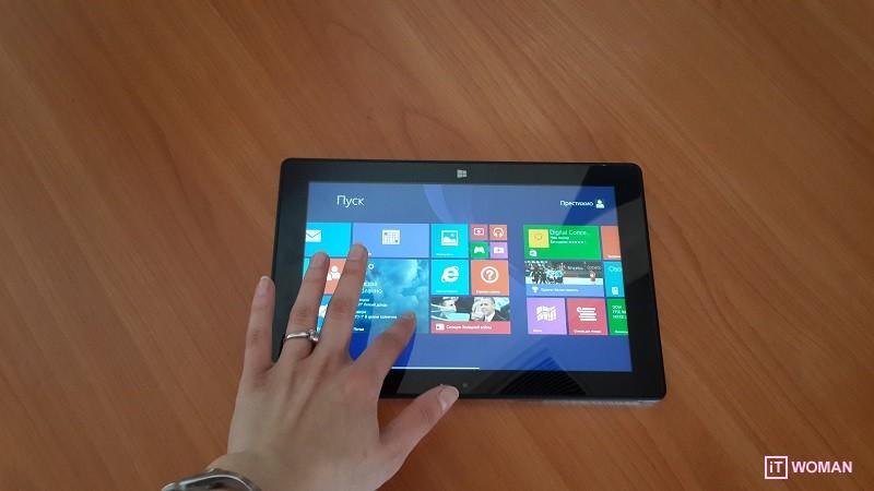 Prestigio Visconte - новый планшет на Windows 8.1