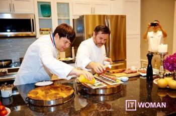 Samsung создает кухню будущего!