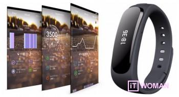 Huawei представил умные часы TalkBand B1