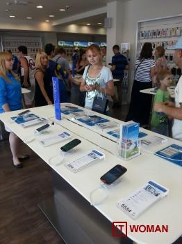 Крупнейший в Украине монобрендовый магазин Samsung открылся в Киеве