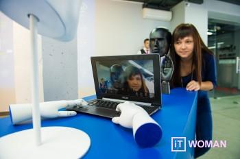 Как объединить технологии и искусство? Смотрим!