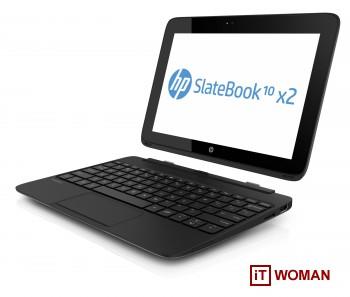 HP Slatebook X2 - новый недорогой трансформер на украинском рынке
