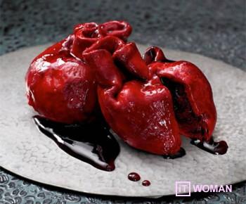 Подари сердце любимой