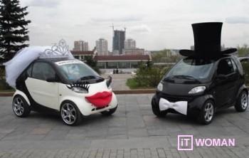 Автомобили для свадьбы