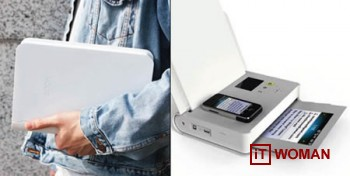 Принтер-книга - инновация в печати