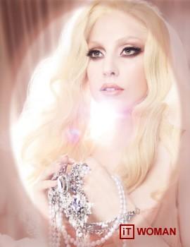 Бриллианты делают из Lady Gaga женщину!