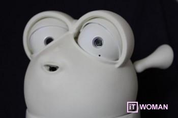 REETI: робот с эмоциями