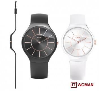 Самые тоненькие hi-tech часы в мире