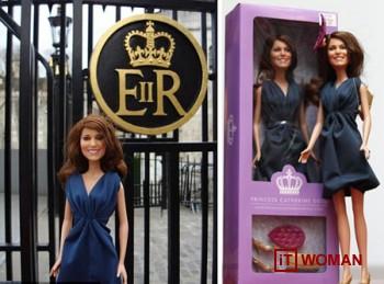 Кукла Кейт Миддлтон уже в продаже