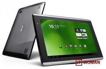 Acer выпустила бюджетную версию планшета Iconia Tab A500