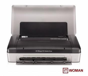 Принтеры HP для мобильных людей