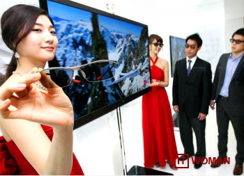 Умный 3D телевизор от LG
