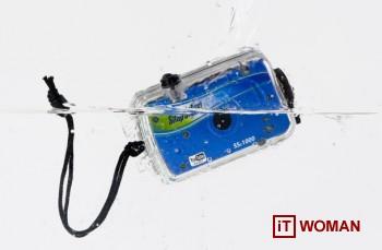 Водный фотоаппарат - идеальный гаджет для пляжа