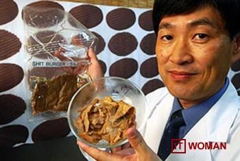Японцы создали искусственное мясо из человеческих экскрементов