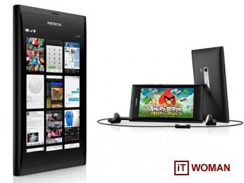 Nokia официально объявила о выпуске модели N9