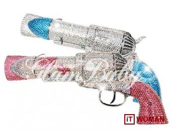 Фен-пистолет от Swarovski