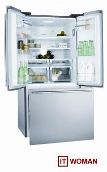 Стильный холодильник French Door от Electrolux