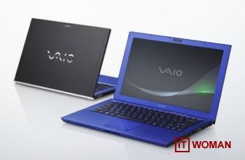 Сверхмощный и сверхкомпактный ноутбук Sony VAIO Z