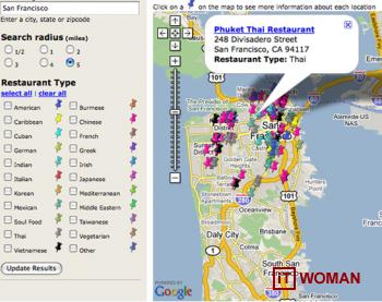 Сайт дня: поиск недорогих ресторанов