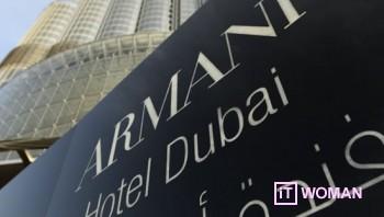 Джорджио Армани построит роскошный отель в России