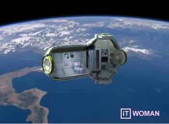 Как насчет отпуска в космосе?