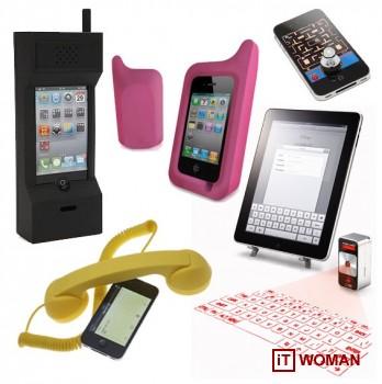 Подборка оригинальных аксессуаров для смартфонов!