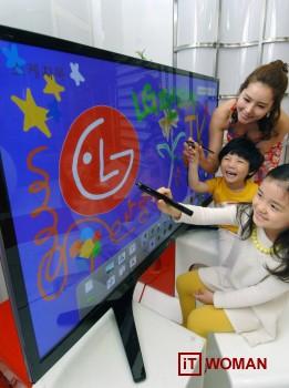 Смотрим, работаем и рисуем в телевизоре LG