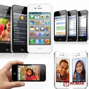 А Вы уже сделали предварительный заказ iPhone 4S?