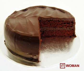 Готовим шоколадный торт