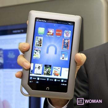 Nook Tablet официально представлен в Нью-Йорке