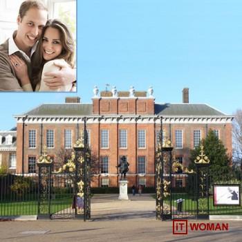 Уильям и Кейт обустроят новый дом за $1,5 млн. долларов
