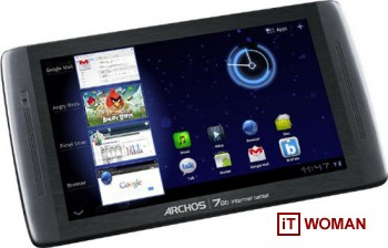 Archos объявила о выпуске Android планшета за 200 у.е.