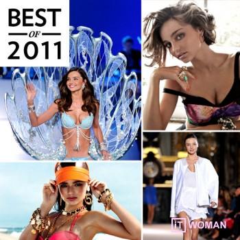 Миранда Керр - лучшая модель 2011 года