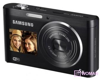 Samsung фотоаппарат с WiFi