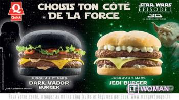 Бургеры в стиле Звездных Войн. Ты должен это попробовать!