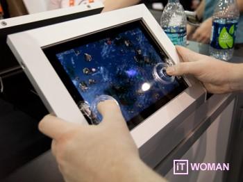 Мечтали о джойстике на сенсорный экран?