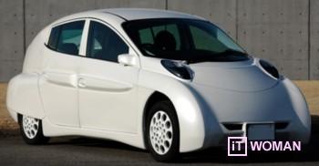 Япония выпускает новый электромобиль