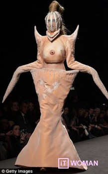 Страшная мода