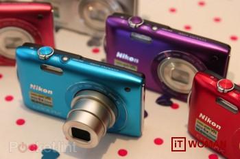 Стильные фотокамеры Nikon Coolpix