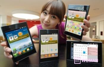 LG Optimus Vue - и не планшет, и не смартфон...