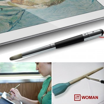 Кисть для рисования на планшете