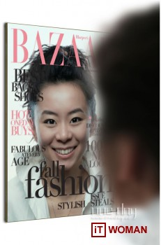 Хочешь быть на обложке глянцевого журнала?