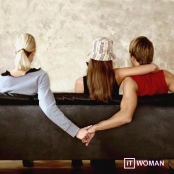 Почему мужчины и женщины изменяют?